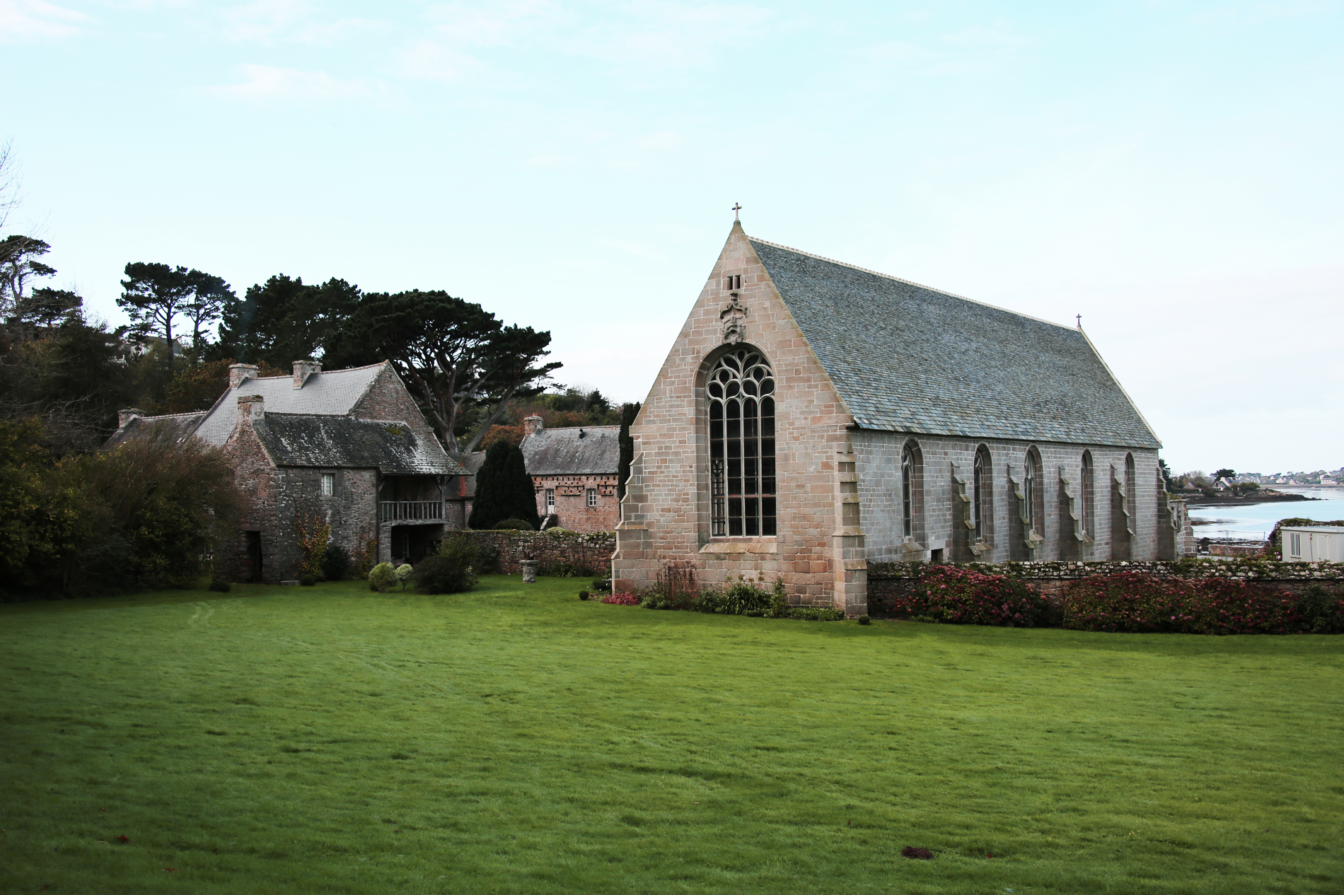 l'Abbaye des Anges